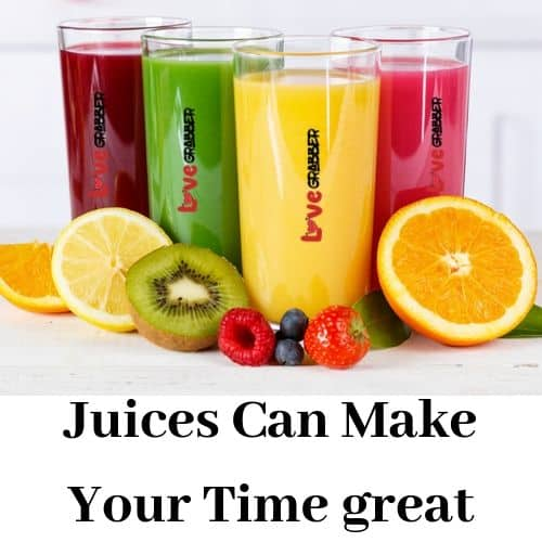 juice can do your time