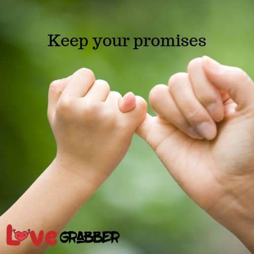 to promise